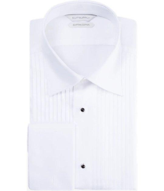 Klostuoti Black Tie marškiniai