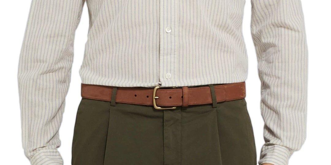 Anderson tinkamo ilgio rudas diržas