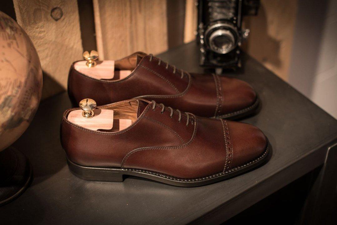 Vyriškų batų modeliai