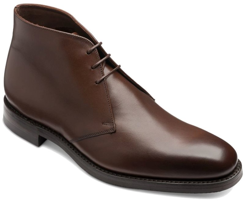 Loake rudi čaka batai