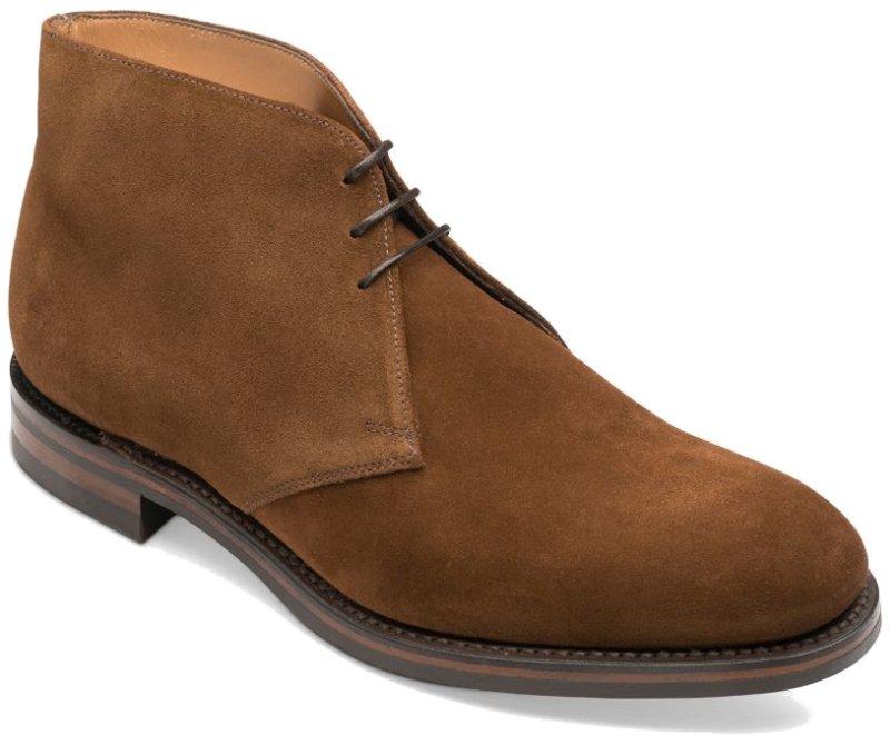 Loake rudi dykumos batai