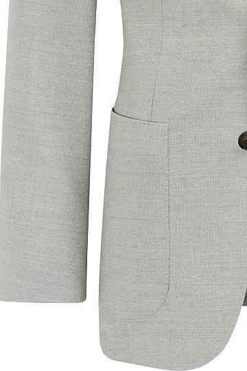 Uždėtinės švarko kišenės