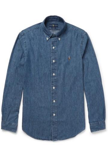 Mėlyni marškiniai