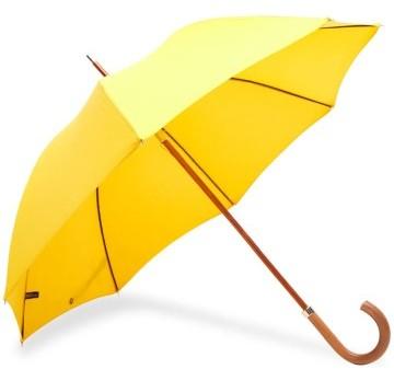 Stilinga dovana vyrui geltonas skėtis