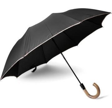 Stilinga dovana vyrui juodas skėtis
