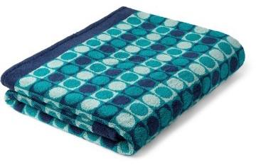 Stilinga dovana vyrui mėlynas margas rankšluostis