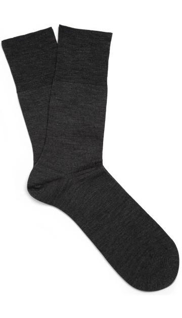 Stilinga dovana vyrui pilkos kojinės
