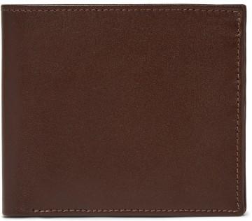Stilinga dovana vyrui tamsiai ruda piniginė