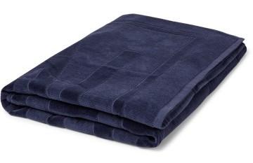 Stilinga dovana vyrui tamsiai mėlynas rankšluostis