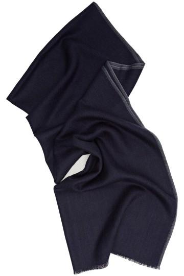 Stilingas vyriška dovana tamsiai mėlynas šalikas