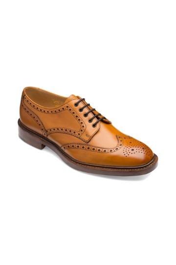 Šviesiai rudi batai