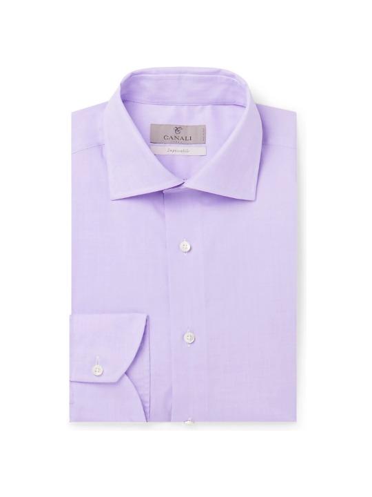 Violetiniai marškiniai