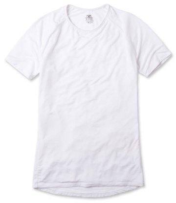 Apatinio trikotažo marškinėliai balti