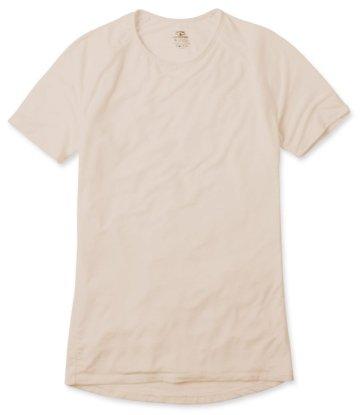 Apatinio trikotažo marškinėliai kūno spalvos