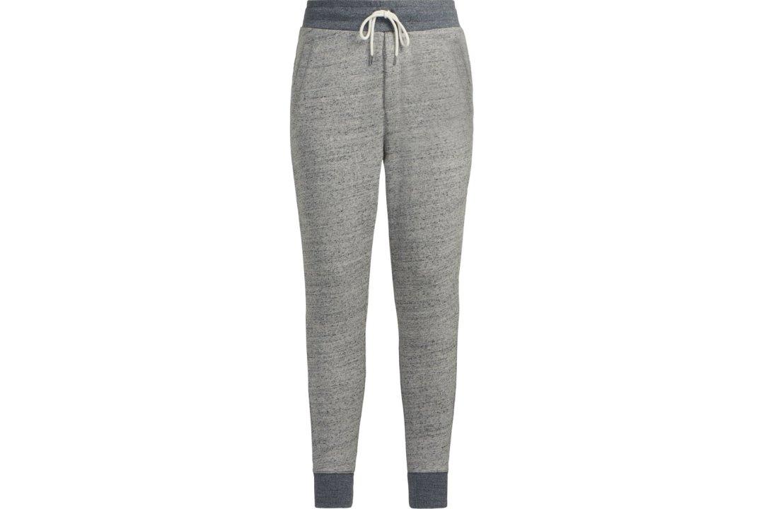 Suitsupply šviesiai pilkos sportinės kelnės