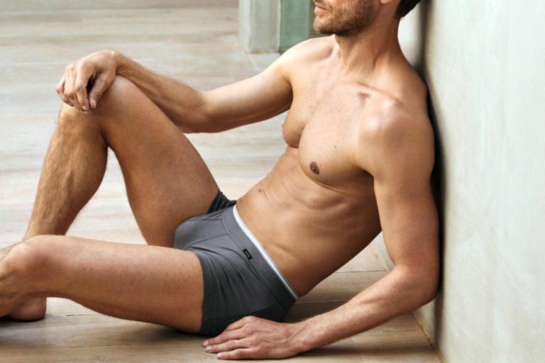 Vyriškas apatinis trikotažas – kelnaites